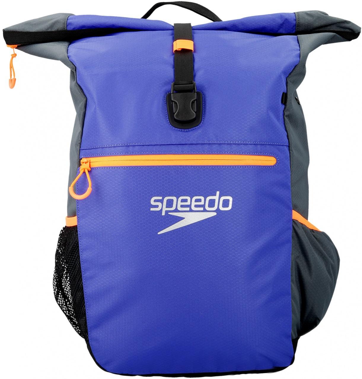 Hátizsák speedo team rucksack iii 30 liter kék GLAMI.hu