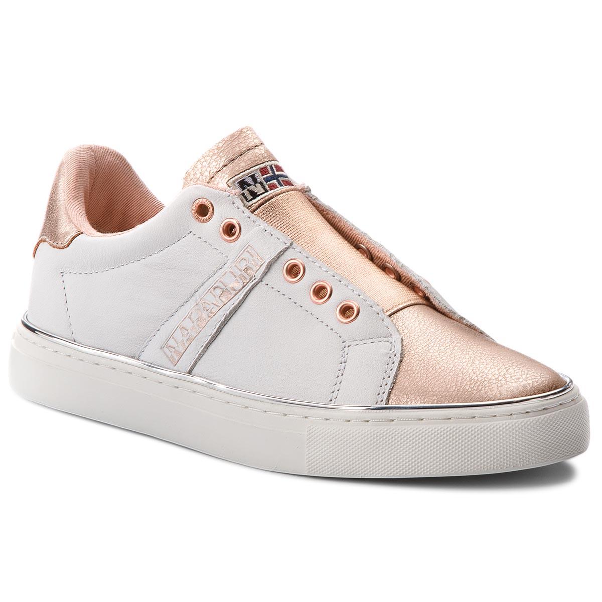 Sportcipő NAPAPIJRI Alicia 16771592 WhiteRose Gold N06