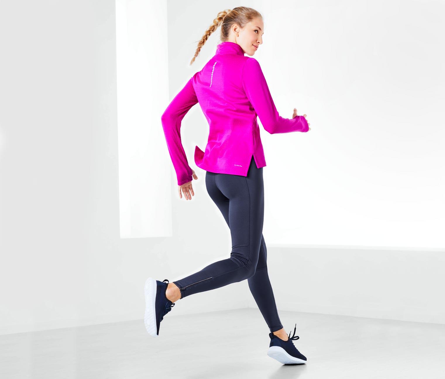Női termo futónadrág, kék GLAMI.hu