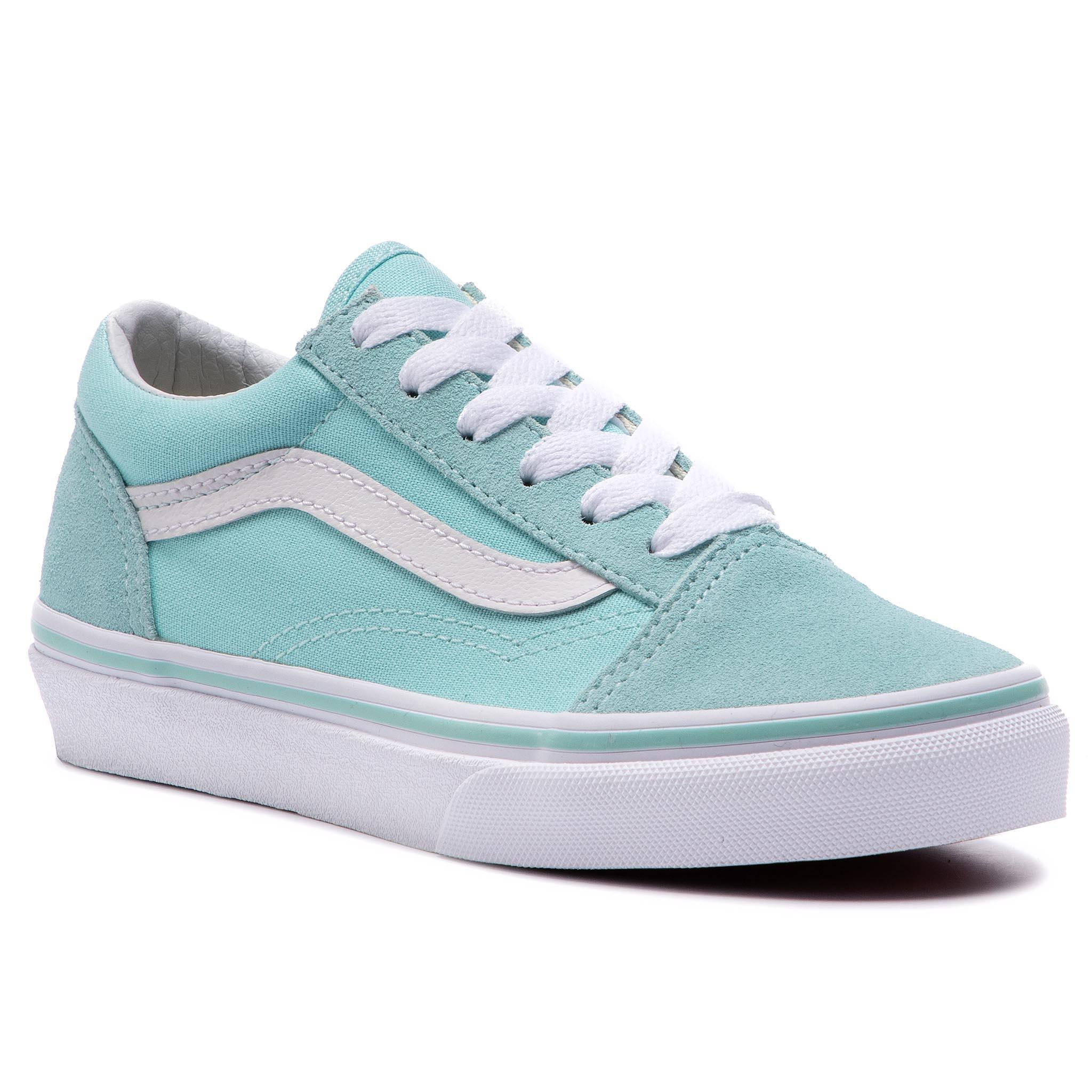 Teniszcipő VANS Old Skool VN0A38HBVIB1 Blue TintTrue White