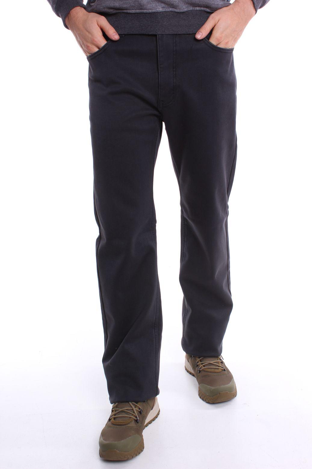 Férfi elasztikus nadrág DOCKHOUSE