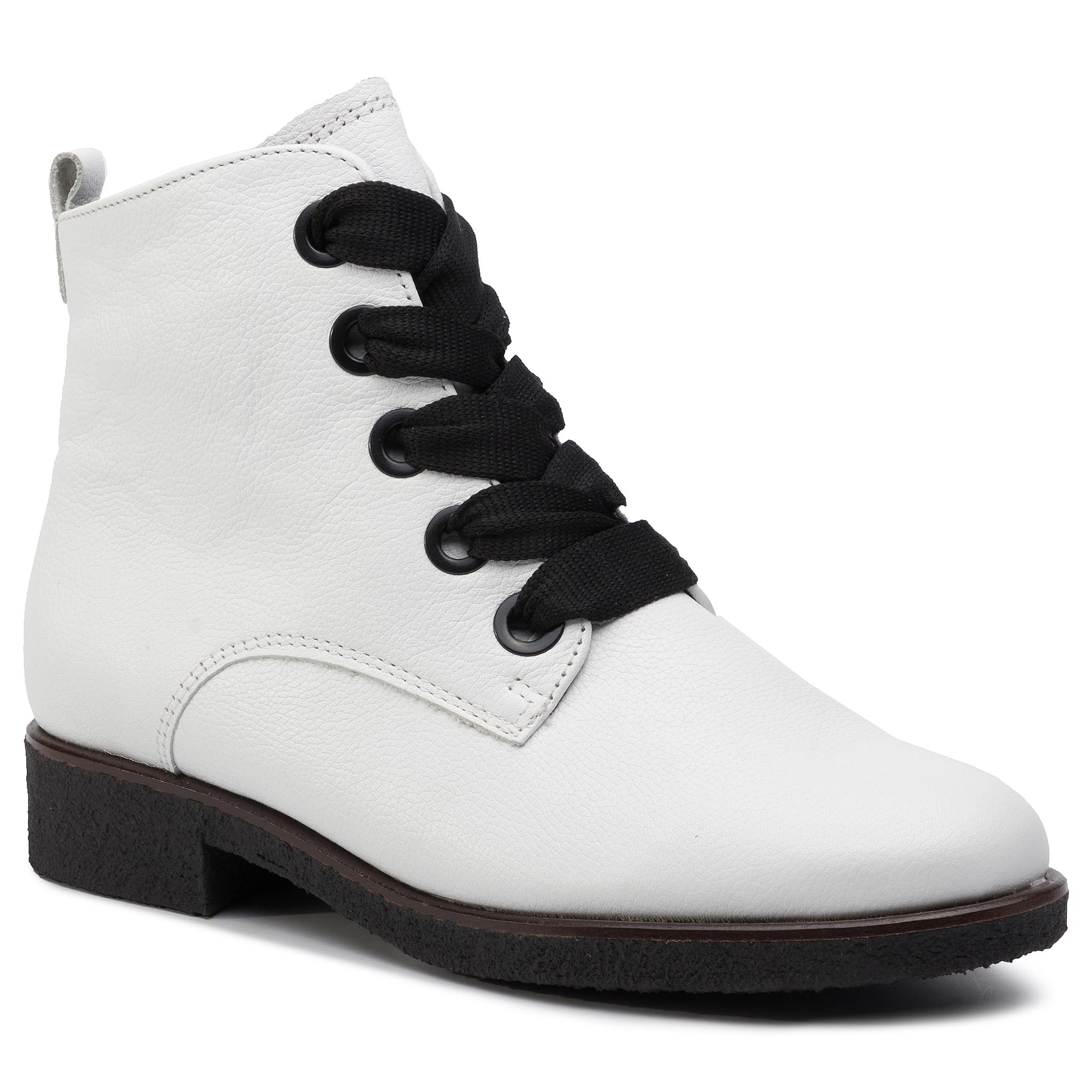 Magasított cipő LASOCKI ARC BARI 03 Fehér GLAMI.hu