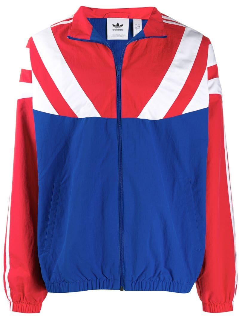 Adidas Balanta 96 track jacket Blue