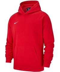 Nike Dri Fit Element Half Zip férfi belebújós pulóver piros XXL