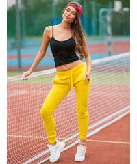 Női trendi fekete melegítő nadrág CK01 3C MODANOEMI.hu
