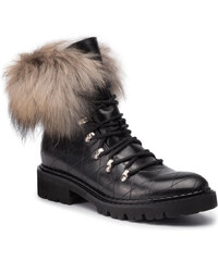 Cropp Vastag talpú téli cipő Fekete Glami.hu