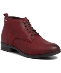 Magasított cipő LASOCKI MIRONA Bordó | Cipő, szandál