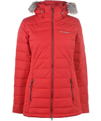COLUMBIA Kültéri kabátok 'Powder Lite Mid' piros GLAMI.hu