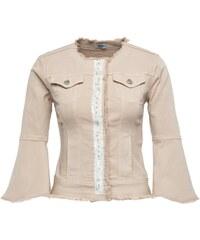 Alberta Ferretti tonal panel jacket Green GLAMI.hu