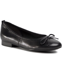 Fukszia balerina cipő Tamaris 24202