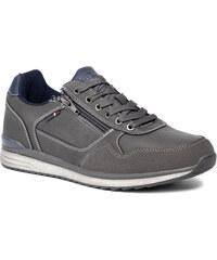 NIKE COURT BOROUGH MID WINTER DARK GREY AA0547 011 férfi magasszárú cipő, Szürke 41