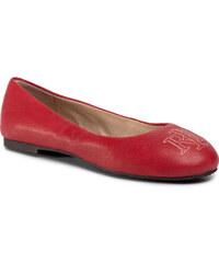 Piros, Lapos talpú Balerina cipők | 130 darab GLAMI.hu