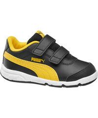 Sportcipő Puma 36391301 Rebound Street v2 L Jr FEKETE