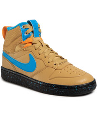 Shoes NIKE Court Borough Mid 2 Boot (GS) BQ5440 200