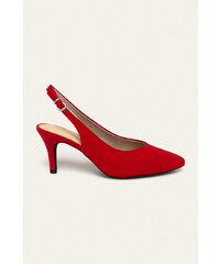 Vásárlás: Marco Tozzi Cipő Chianti Comb piros Női 38 Női