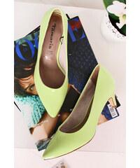 Zöld Magassarkú cipők | 110 darab GLAMI.hu