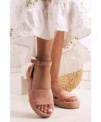 Birkenstock Clas. Kumba női szandál rózsaszín 1005042