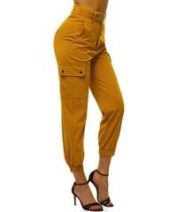 Sárga Női nadrágok | 460 darab GLAMI.hu
