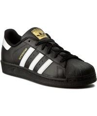 Adidas Superstar 80s Fekete Arany Tornacipők Női