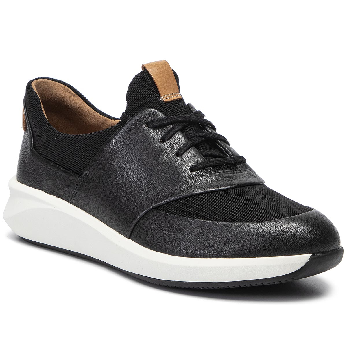 Sportcipő GEOX - D Ophira A D021CA 05402 C9999 Black - Sneakers - Félcipő - Női