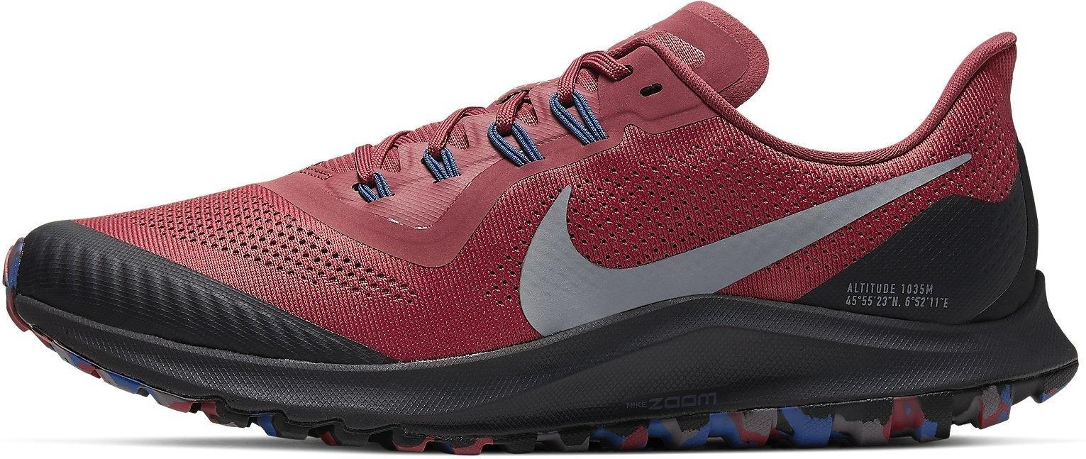 Nike Air Zoom Pegasus 34 férfi futó cipő Piros GLAMI.hu