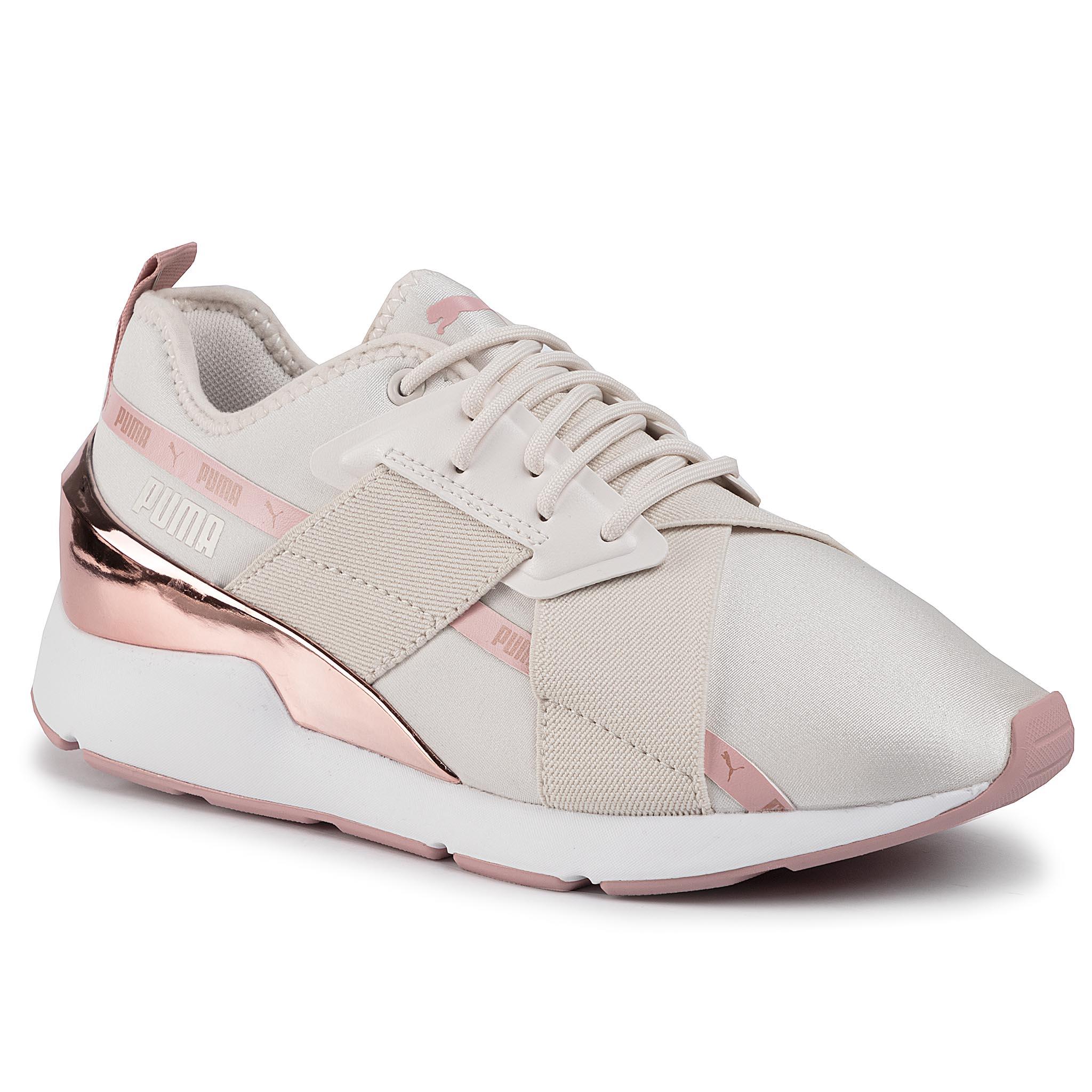 Olcsó Női Puma Muse X 2 Metallic Sneaker, Puma Futócipő Női