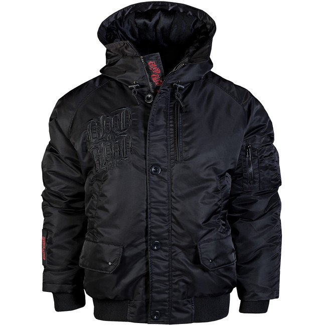 Blood In Blood Out Escudo Winter Jacke