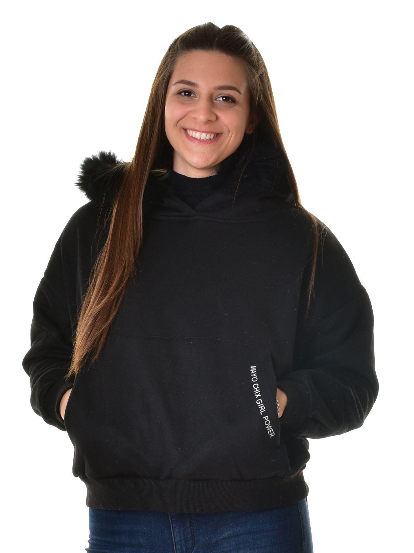 Mayo Chix női kapucnis pulóver VALERY