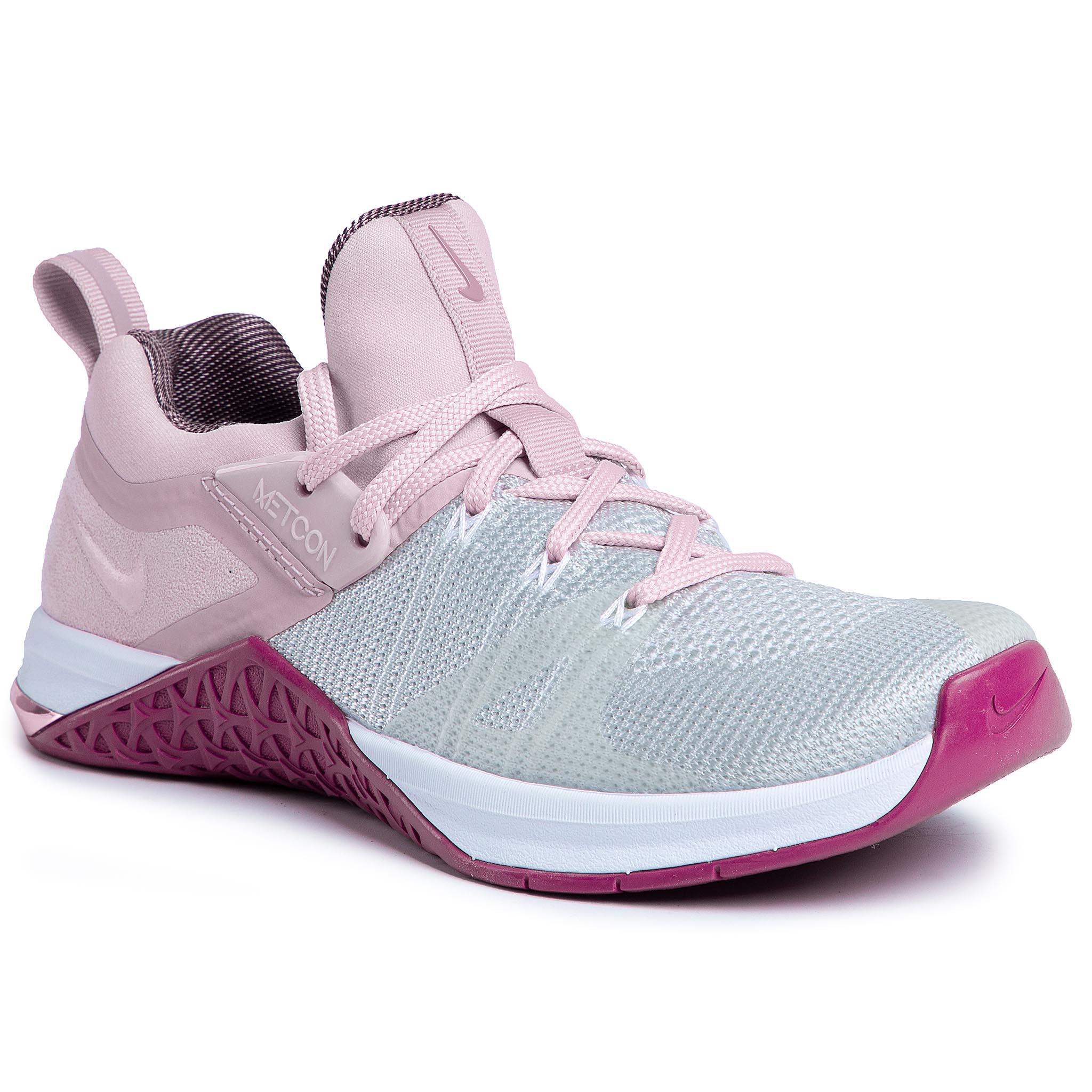 Nike Metcon 3 női edzőcipő, WhiteMetallic Silver, 36.5