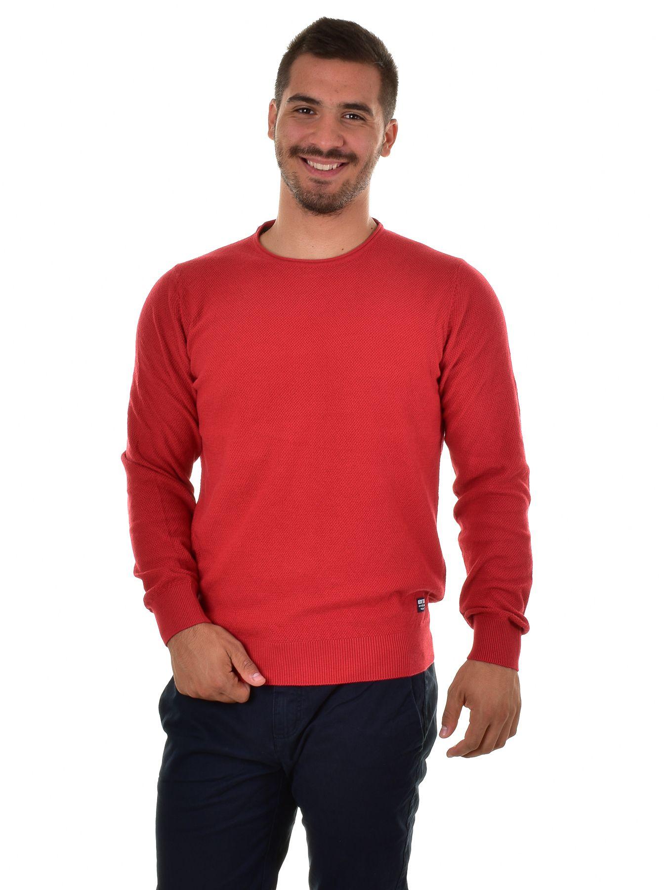 Férfi adidas Originals Trefoil Póló Piros GLAMI.hu