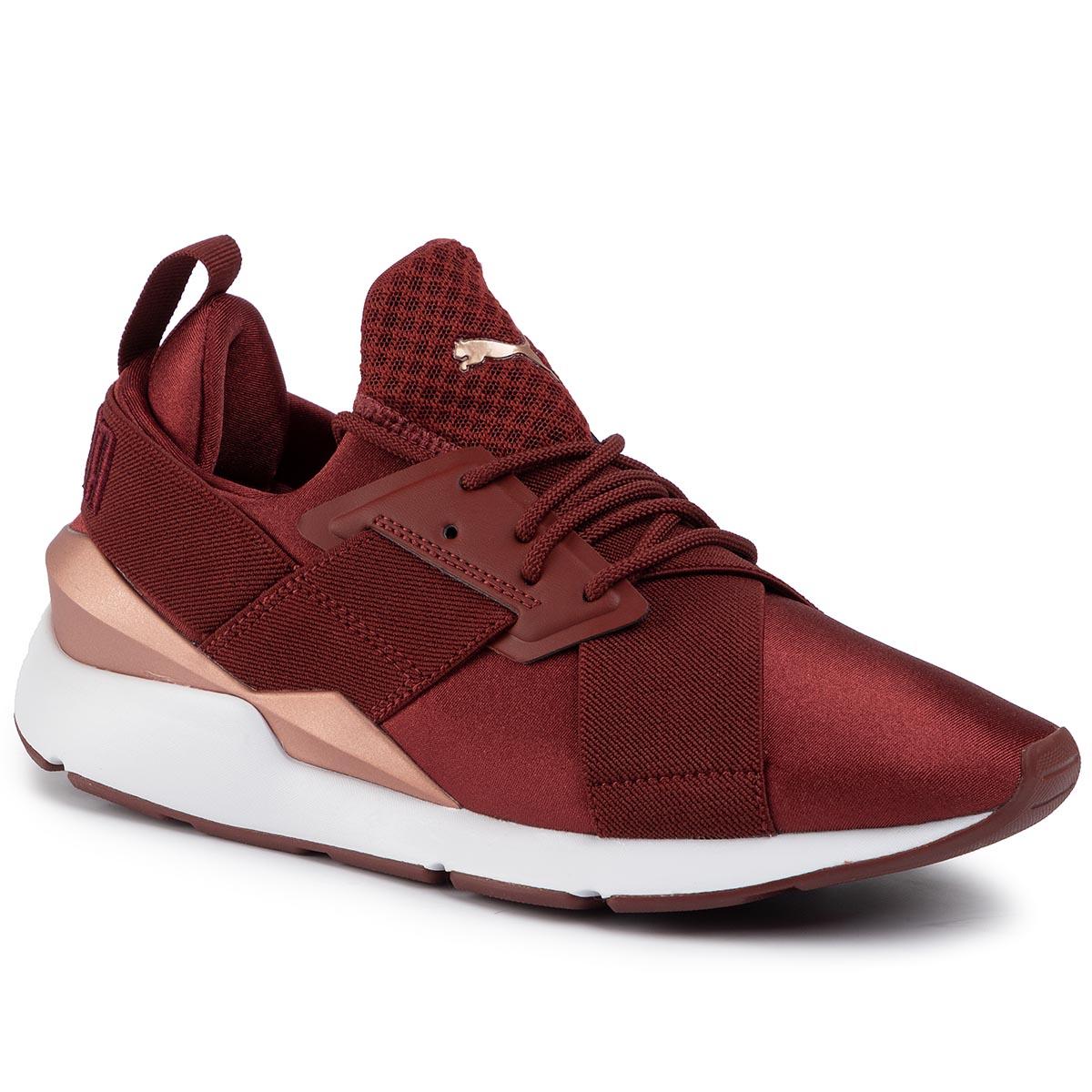 Sneakers PUMA Muse Satin Ep Wn's 365534 12 Peach BudPeach