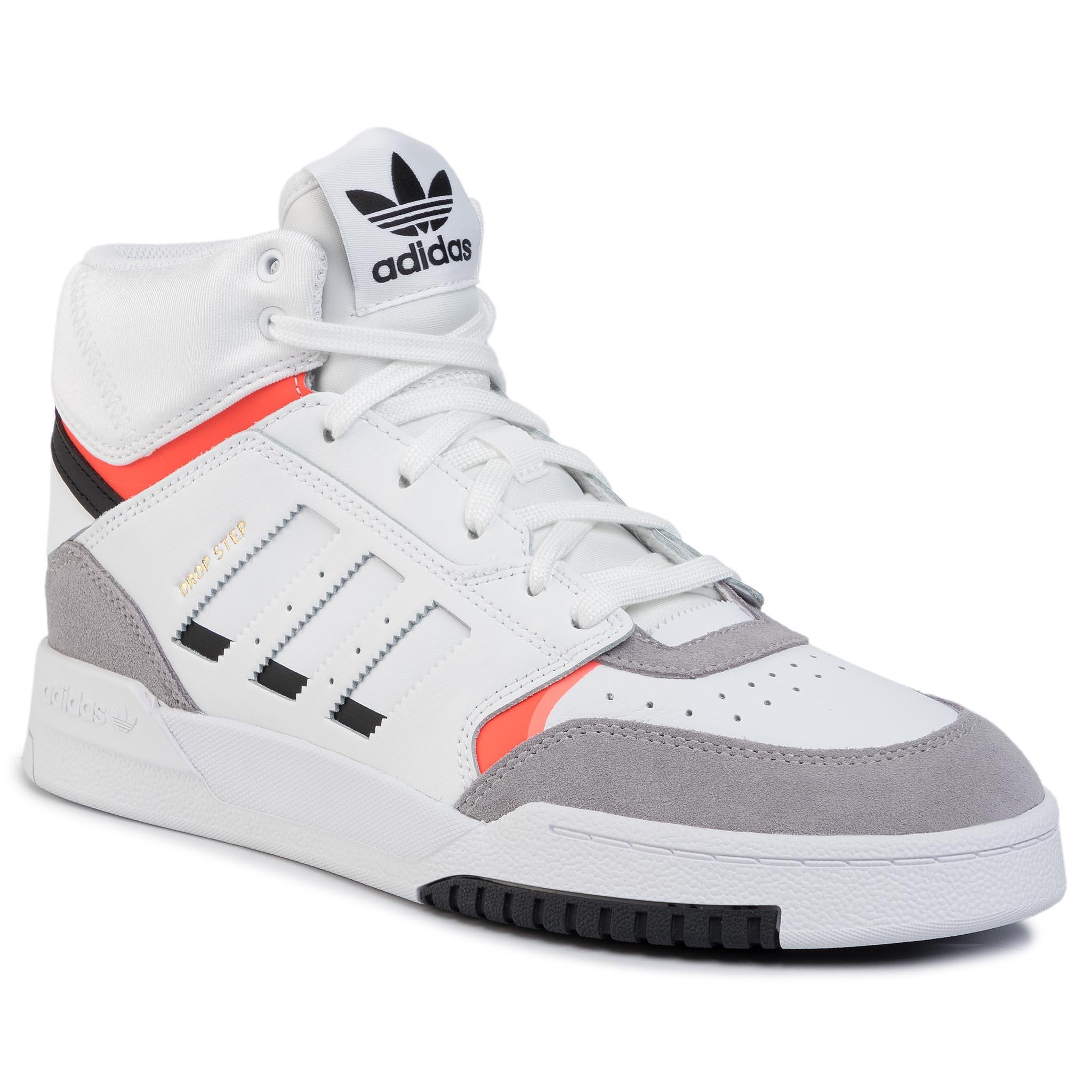 Cipő adidas Drop Step EE5220 FtwwhtLgraniSolred