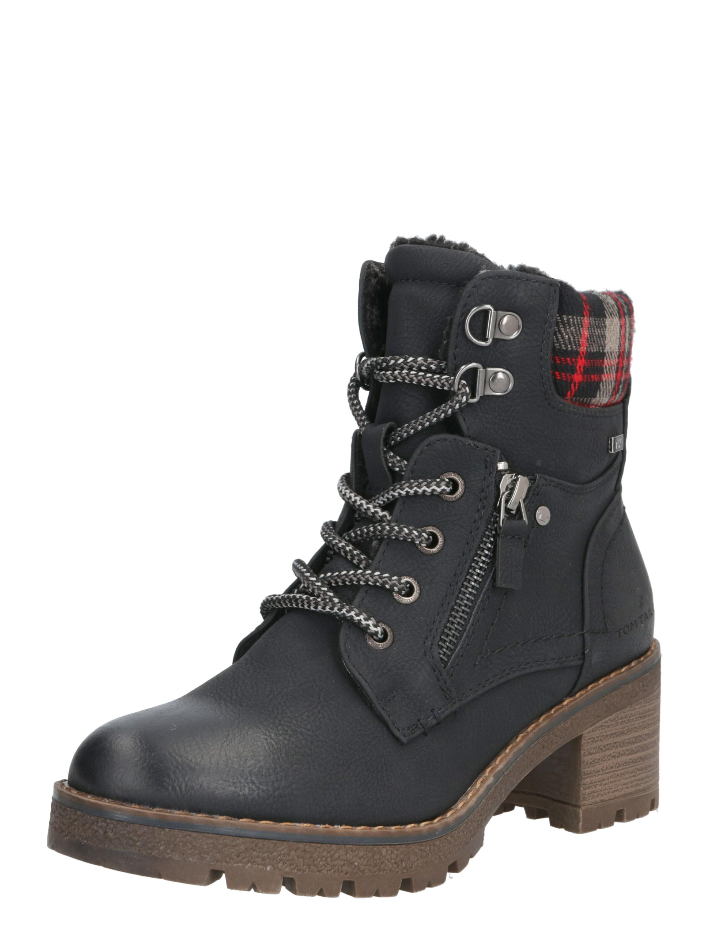 Bronx Szürke Magasított cipők Magasított cipő Dark Grey