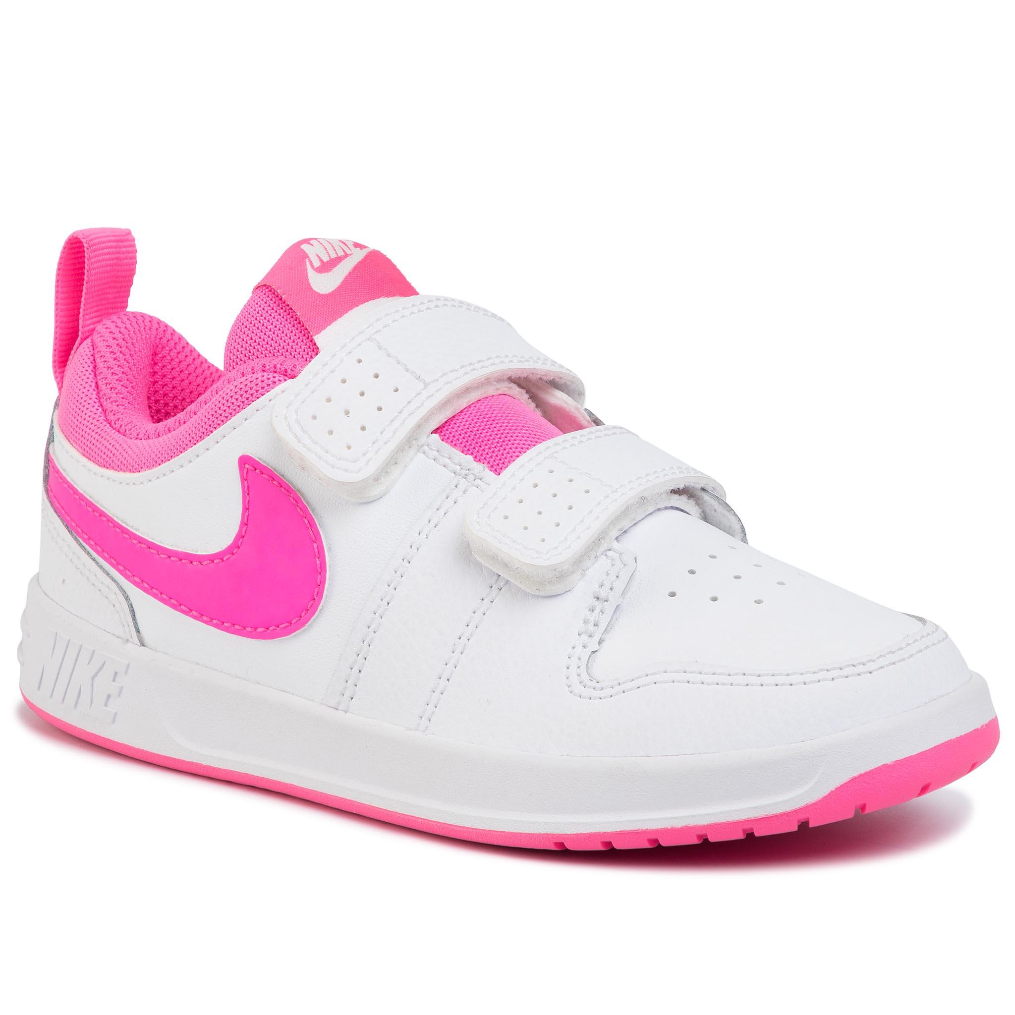 Cipők NIKE Pico 4 454477 103 White Prism Pink