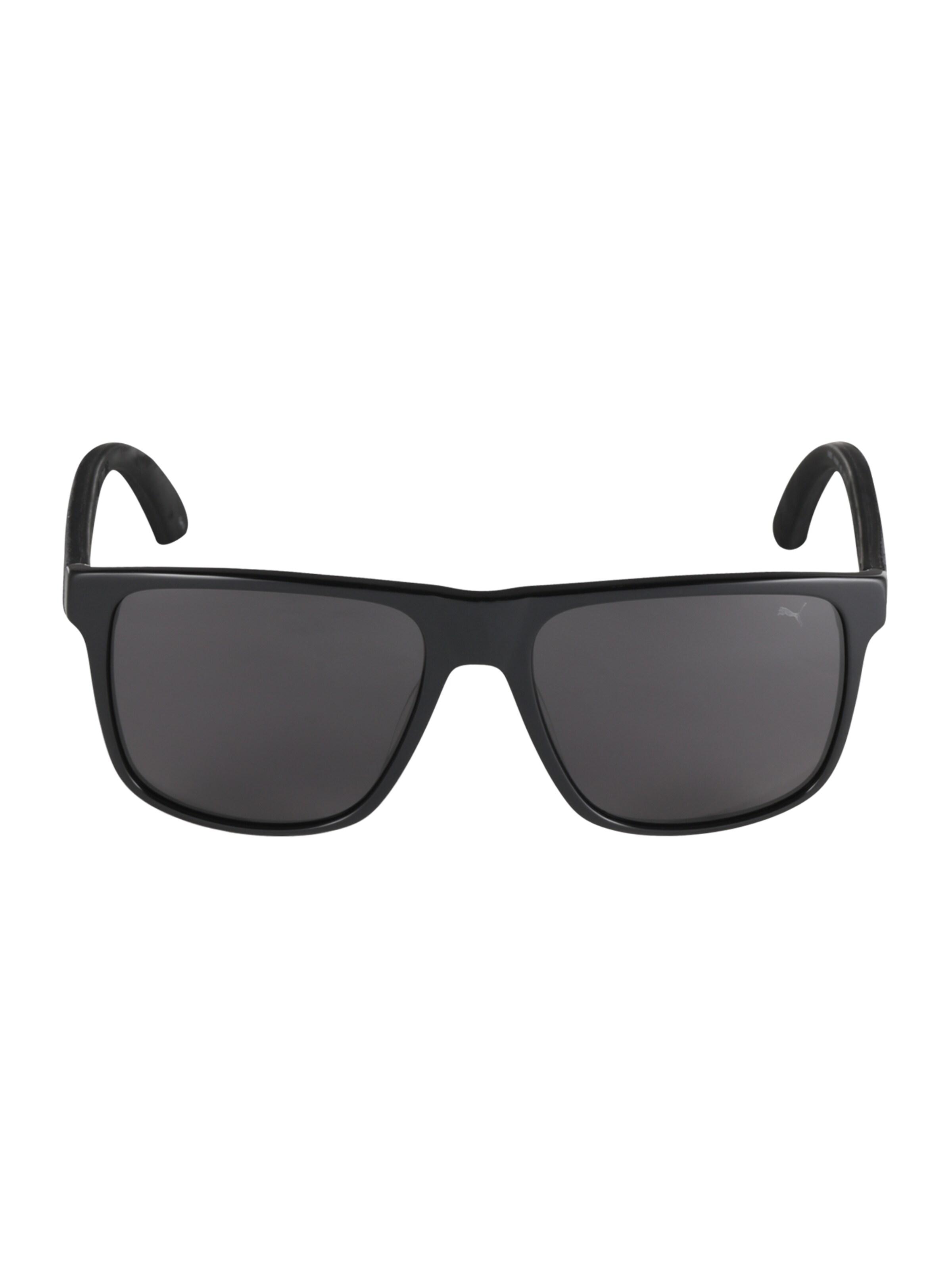 PUMA Napszemüveg 'PU0104S 001 54' fekete