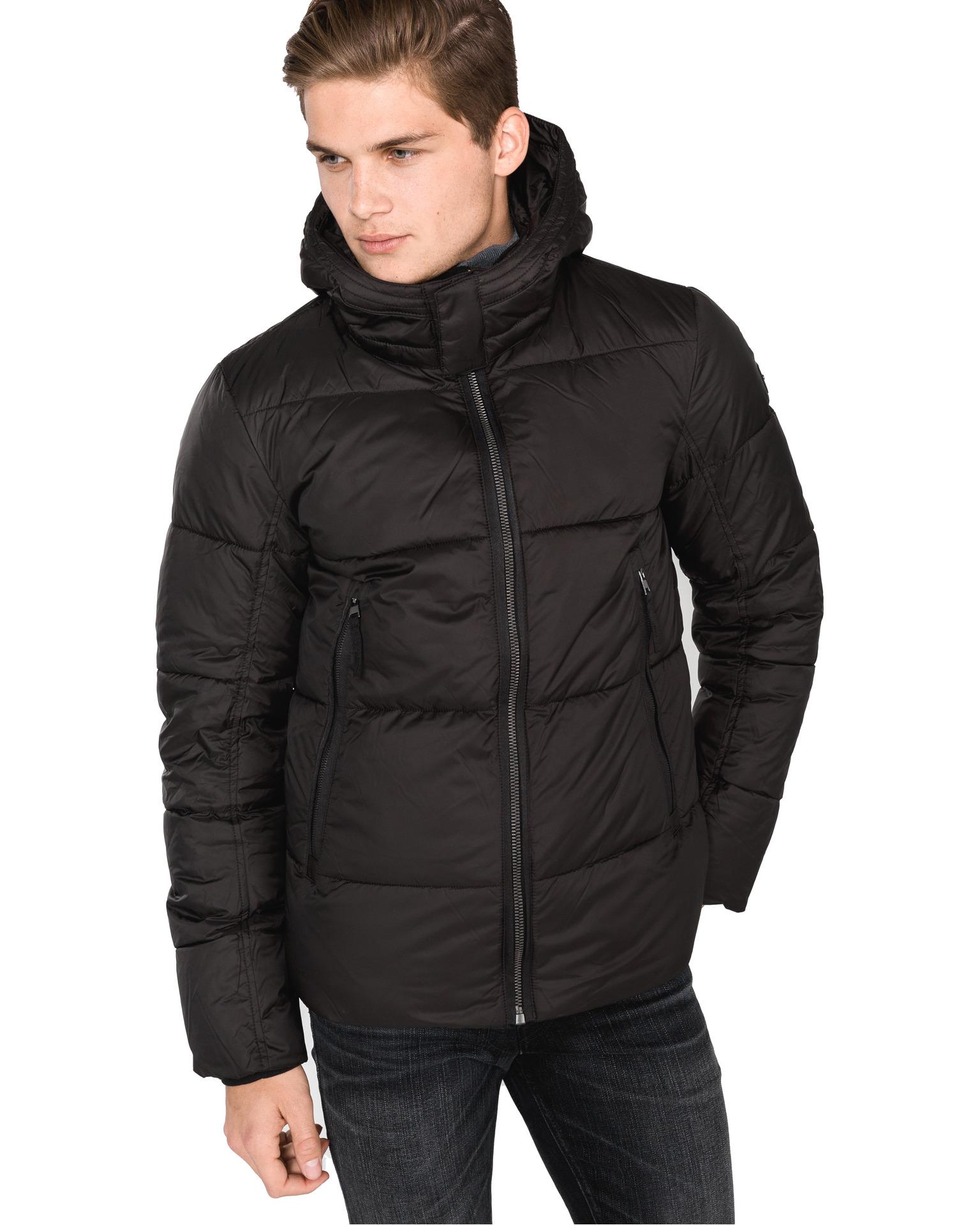 Férfi téli dzseki fekete Bolf B1280 GLAMI.hu