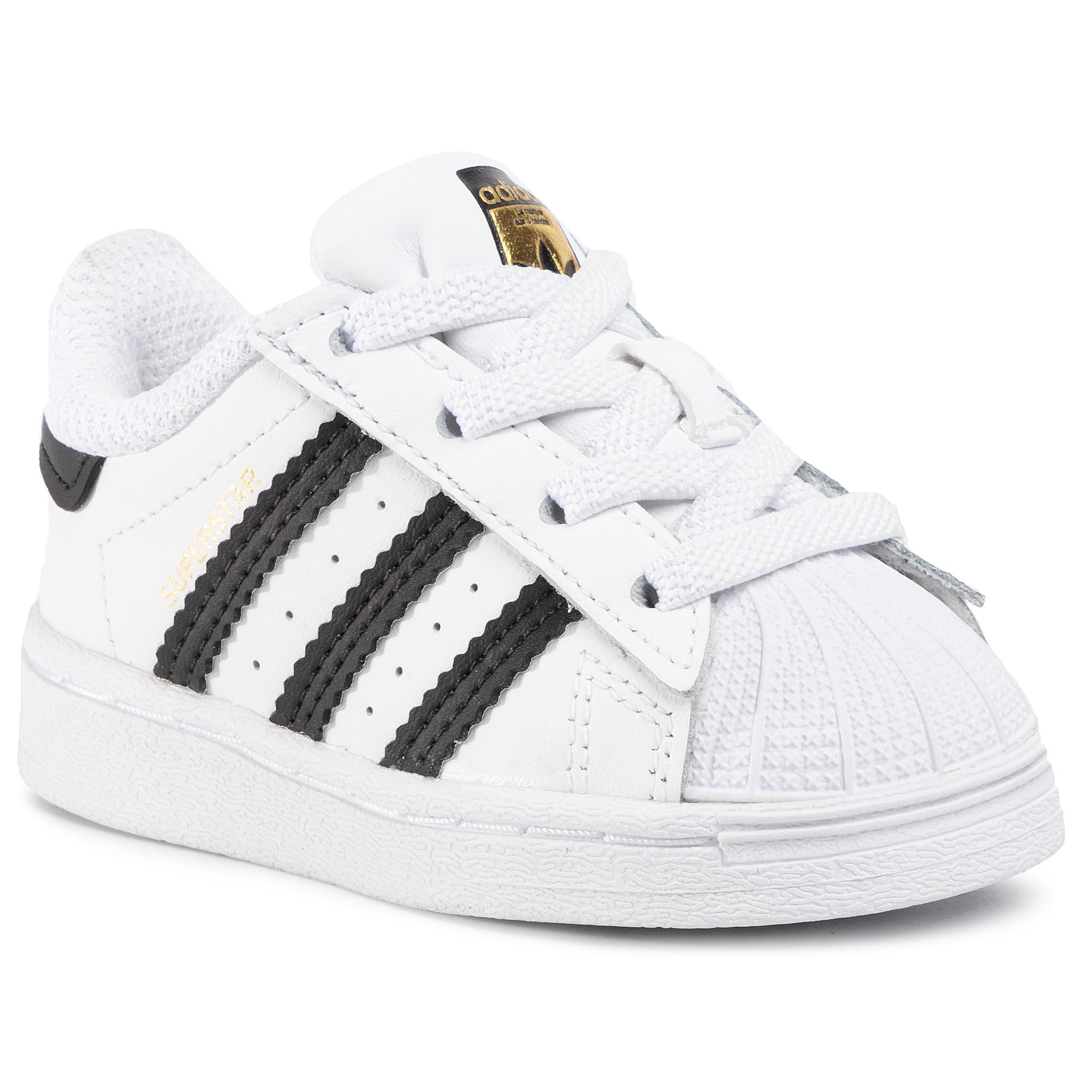 Cipő adidas Superstar El I FU7717 FtwwhtCblackFtwwht