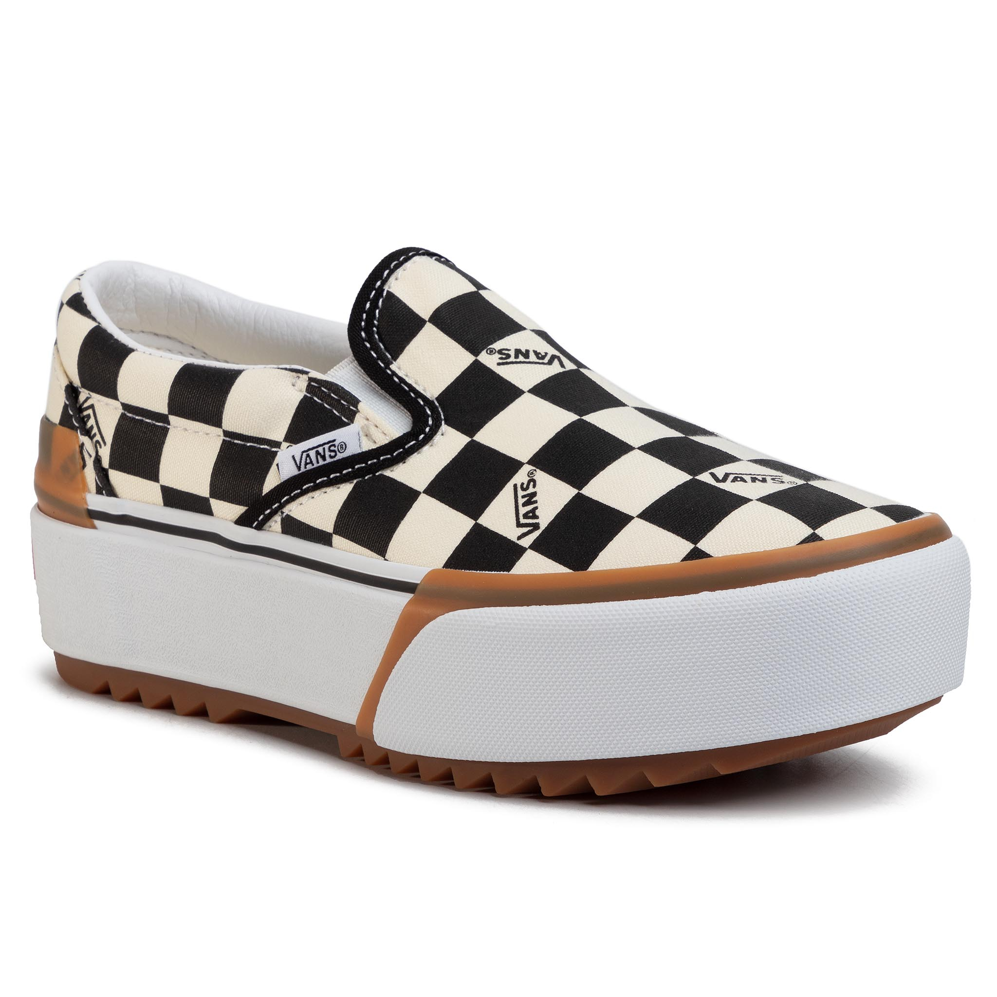 Teniszcipő VANS Classic Slip On S VN0A4TZVVLV1 (Checkerboard) MultiTrue