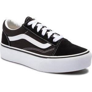 Teniszcipő VANS Old Skool VN000W9T6BT BlackTrue White