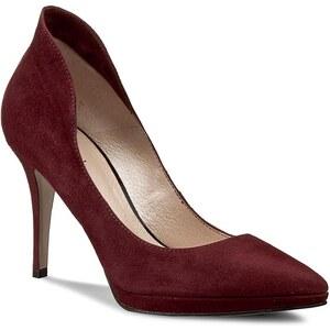 Tűsarkú GINO ROSSI - DCI545-SAVONA Maroon - Tűsarkú cipő - Félcipő - Női
