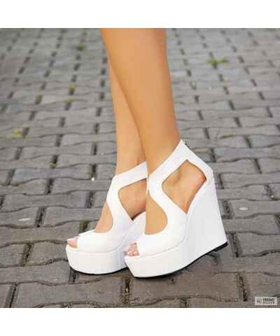 Cipő Foldy YF 6551 női balerina cipő Méret: 37 kac Női