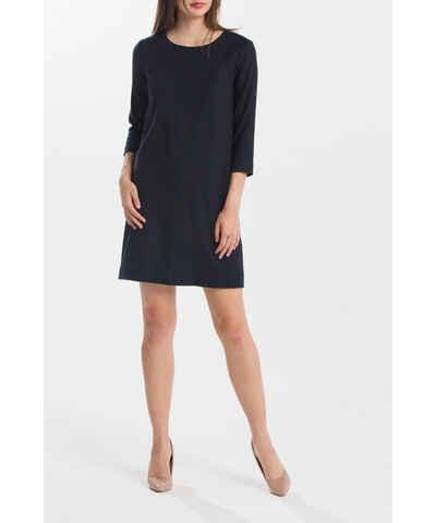 Gant kék kockás női selyem ruha | Pepita.hu