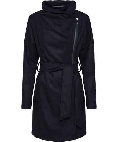Elegáns női kabát IGA zöld