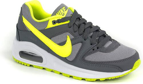 Nike, Pico 4 tépőzáras cipő, Szürke Fehér, 18.5 EU