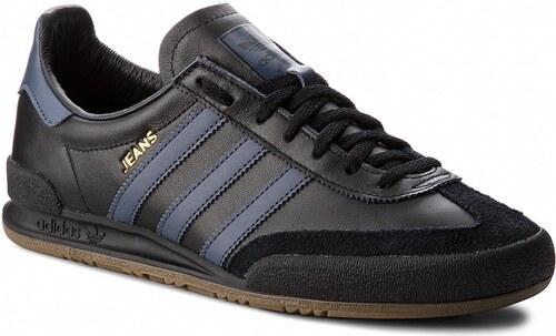 Adidas Jeans B42228 CblackTrabluGum5 Low Shoes Sneakers