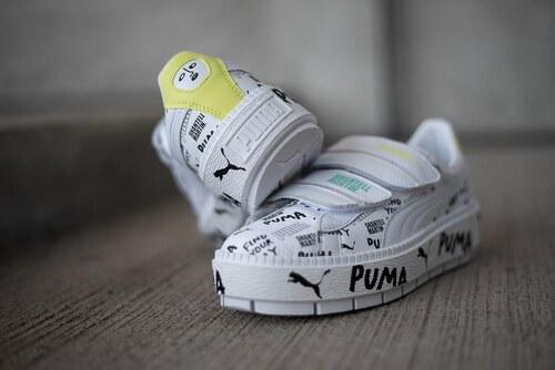 Puma Platform Trace Strap x SHANTELL MARTIN 366533 01 női