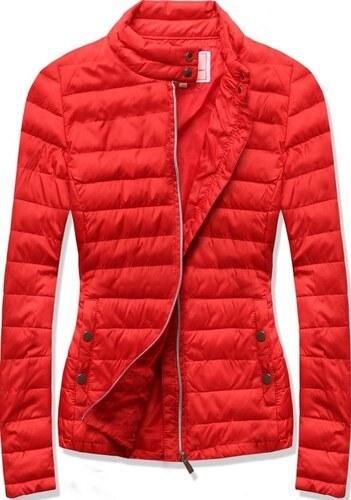 MODOVO Női steppelt kabát W71 piros GLAMI.hu