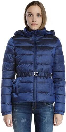 STREET ONE Téli dzseki '2in1 feminin padded jacket' sötétkék