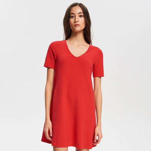 Reserved Jersey ruha Piros Glami.hu