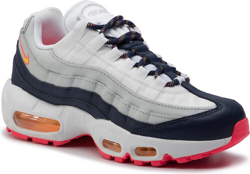 Cipő NIKE Air Max 95 307960 405 Midnight NavyLaser Orange